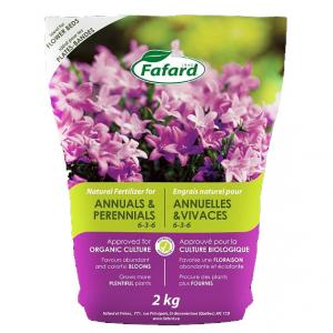 Terreau pour Violettes Africaines 5 L, Fafard