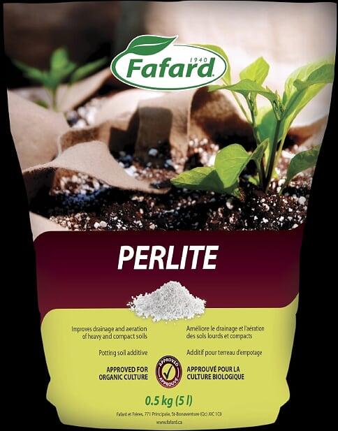 Perlite 5L, Fafard