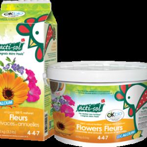 Fleurs vivaces et annuelles (4-4-7), 1.5kg