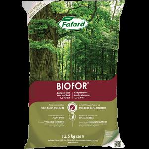 Compost Biofor avec tourbe et écorce (Bio)